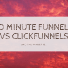 10 minute funnels vs clickfunnels