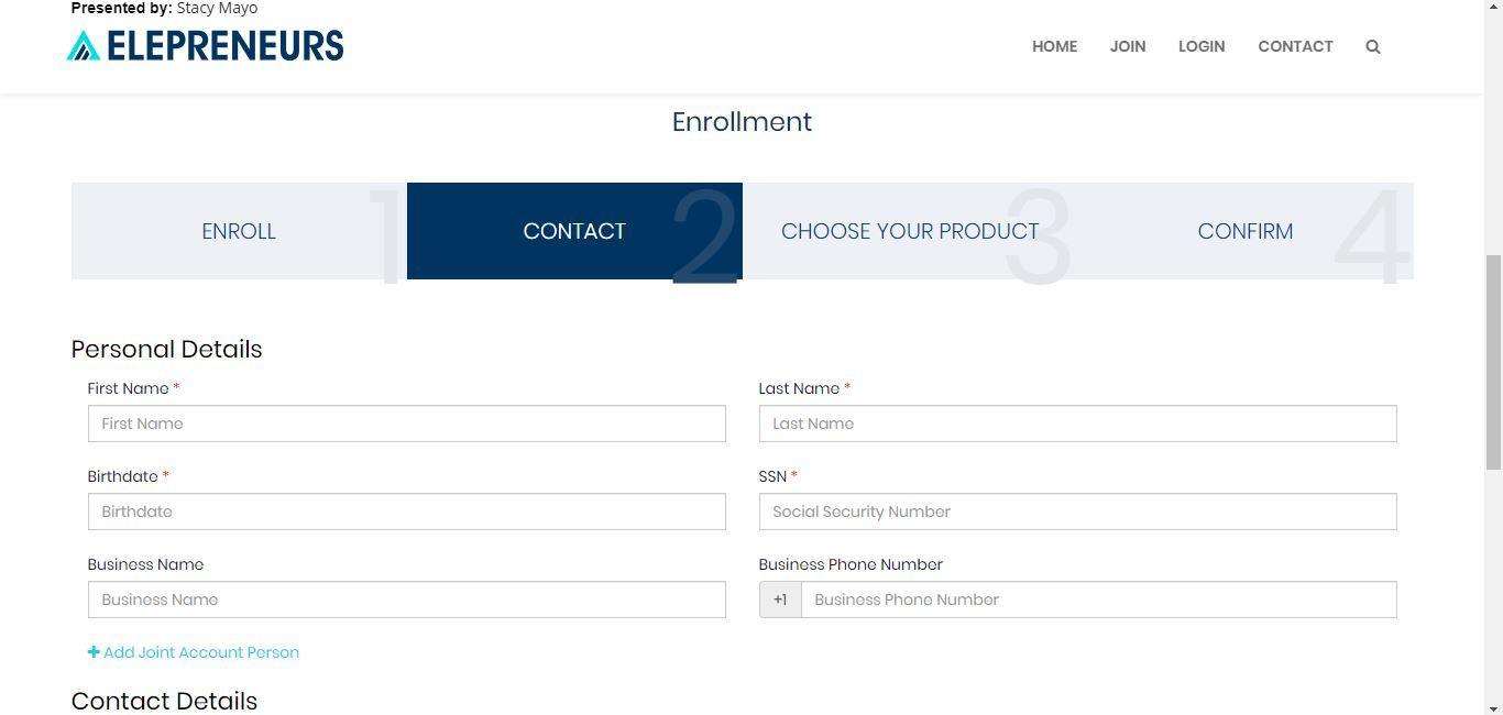 Elepreneurs contact info