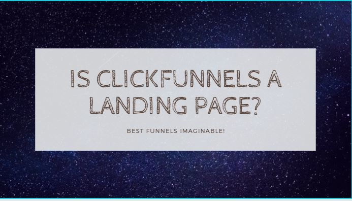 Top Guidelines Of Clickfunnels Scam