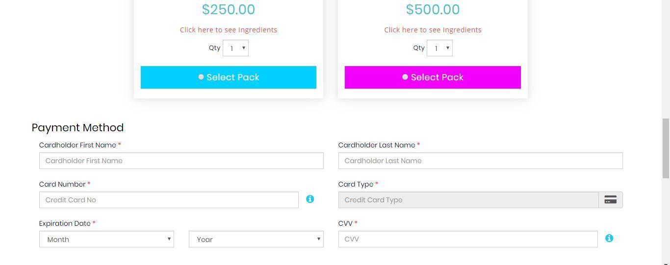 elepreneurs product payment details