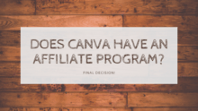 canvas affiliate program
