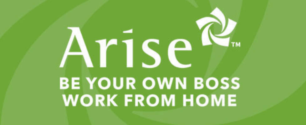 arise work from home based opportunity