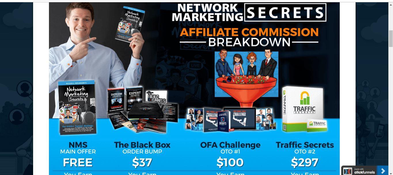 network marketing secrets free book