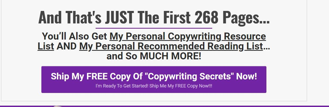 copywriting secrets resources