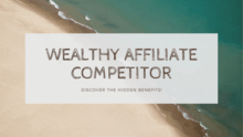 wealthy affiliate vs other programs