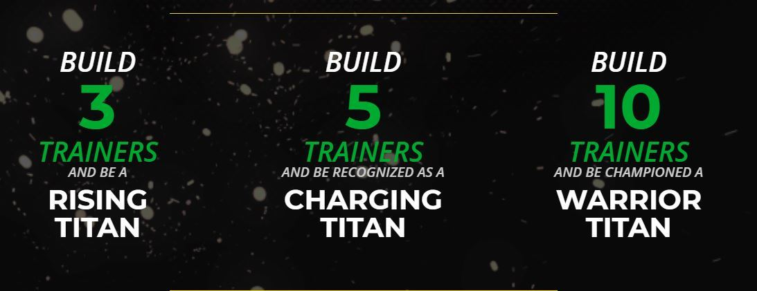 world system builder project titan trainers