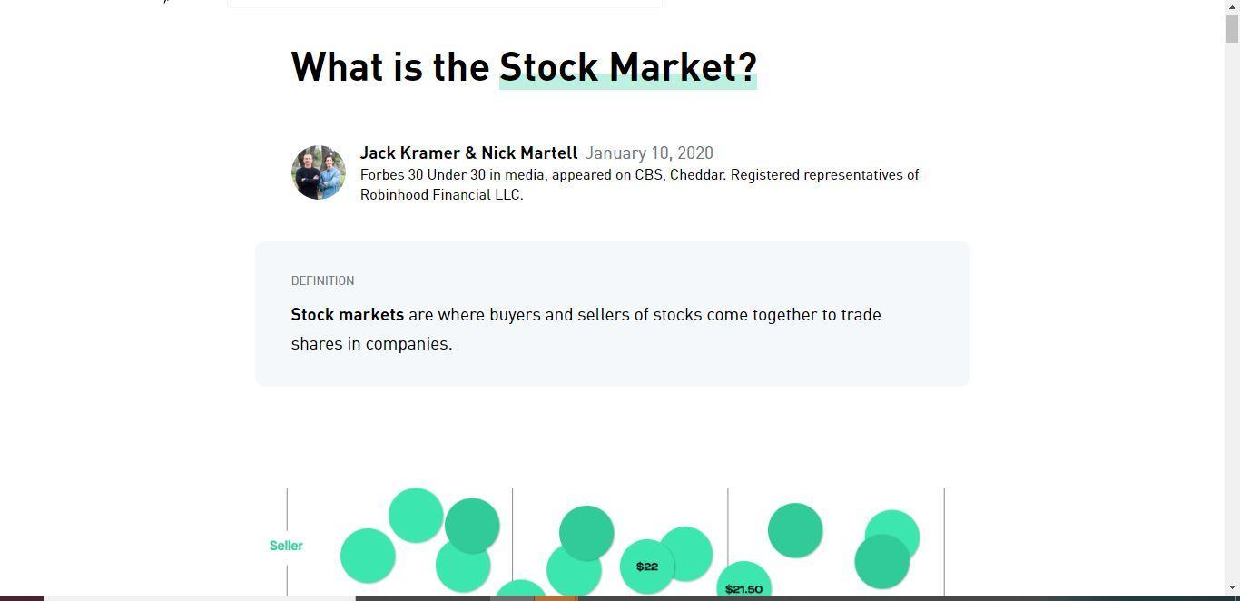 stock m