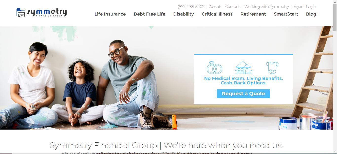 is symmetry Financial Group A Scam.