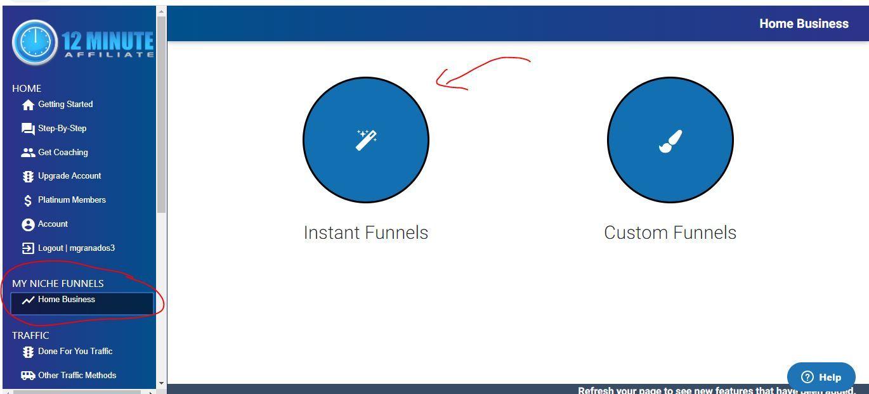 niche funnels