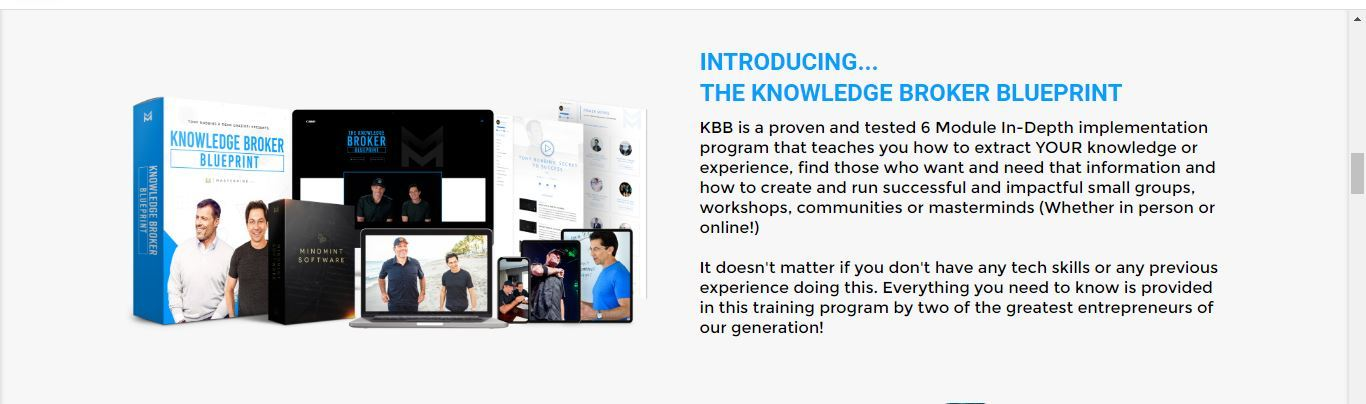 is knowledge business blueprint a scam