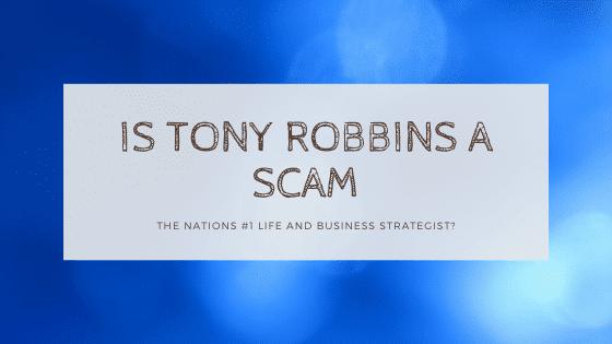 tony robbins insight