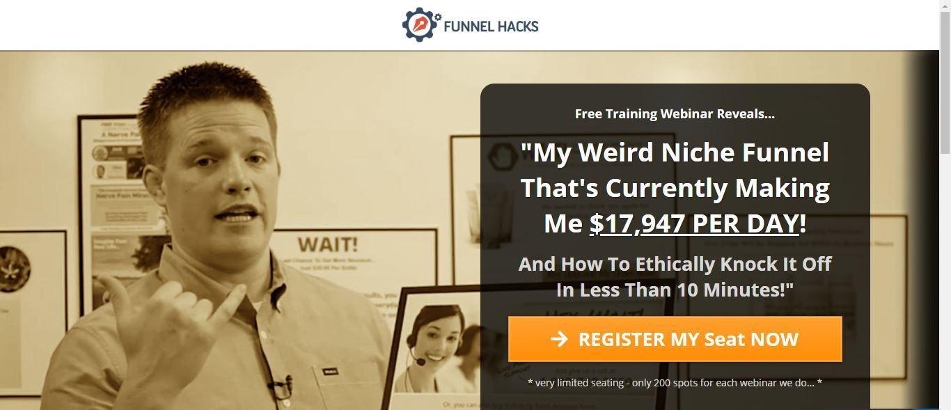what is funnel hacking