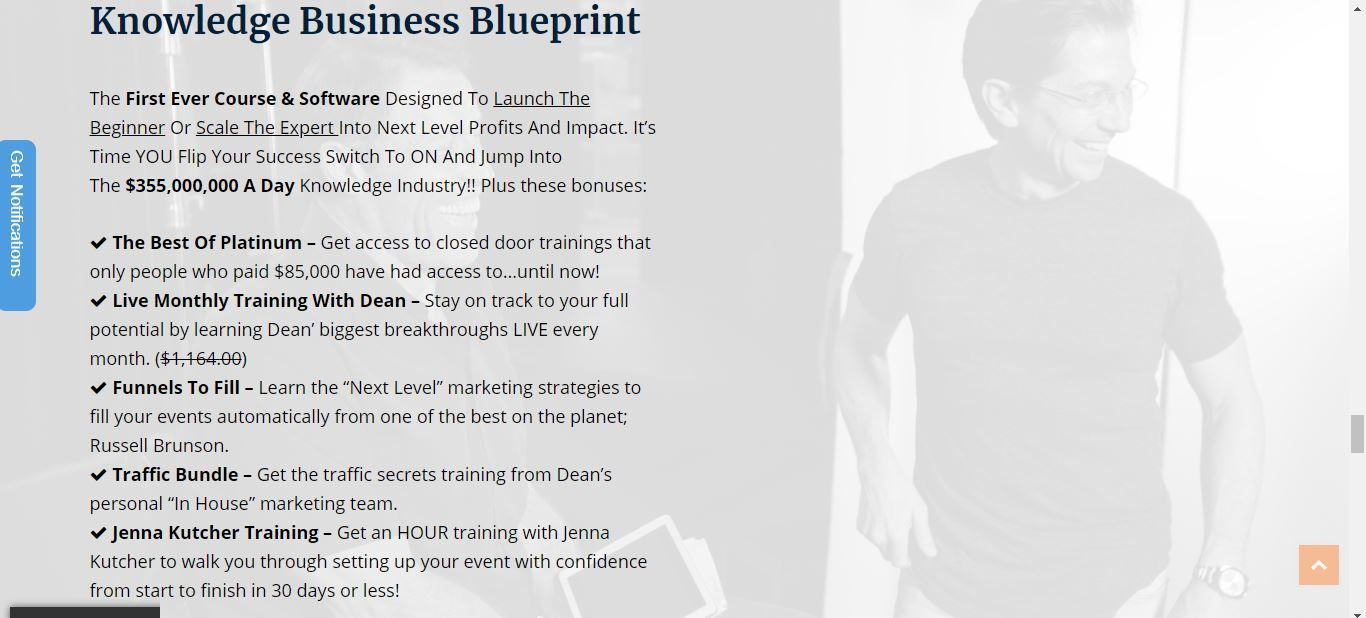 knowledge business blueprint