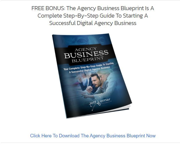 agency business blueprint