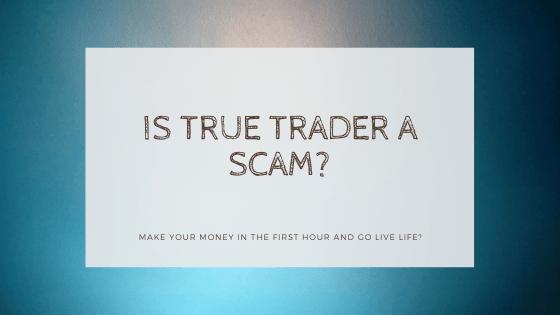 true trader start