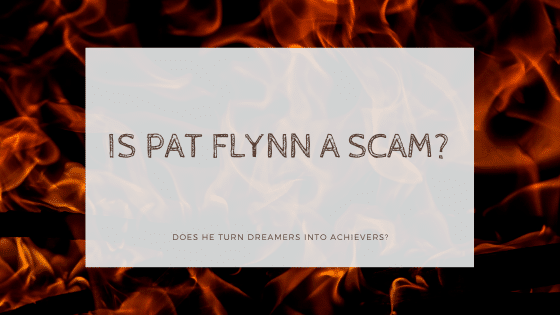 Is Pat Flynn A Scam