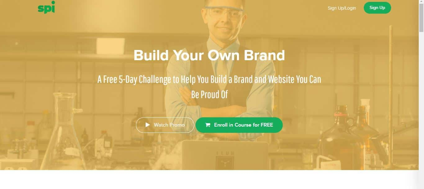 pat flynn build your own brand