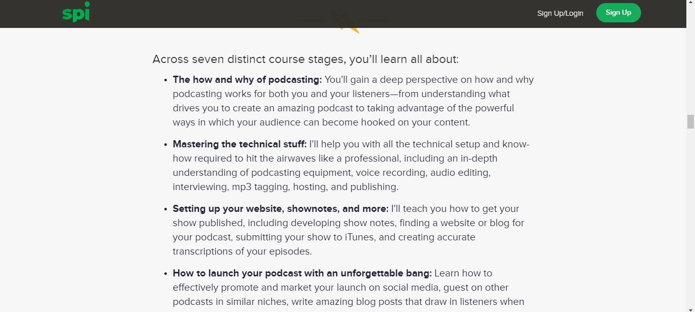 power up podcasting learning