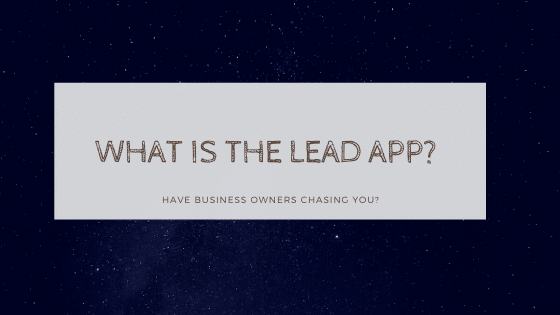 what is the lead app