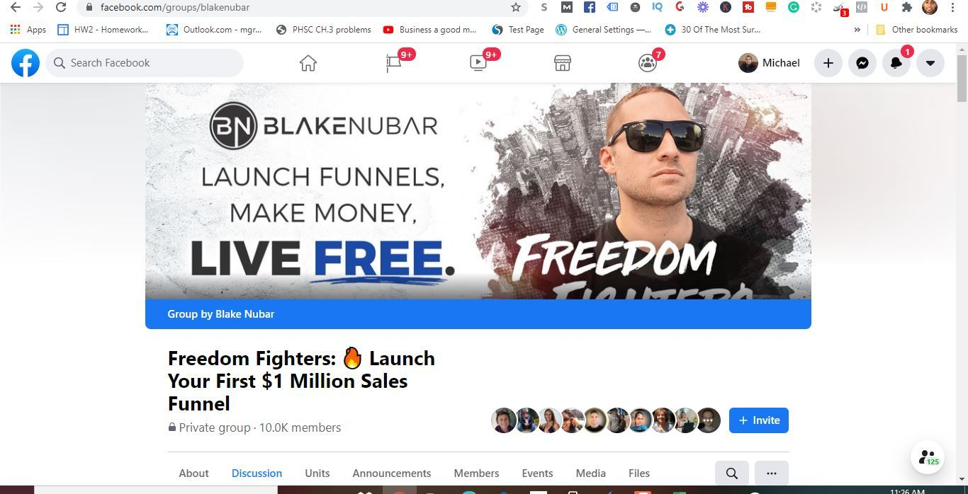 blake nubar freedom fighters facebook group