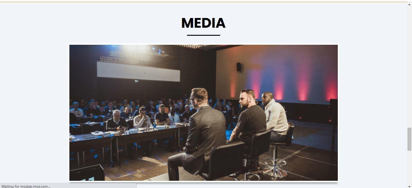 dean holland media