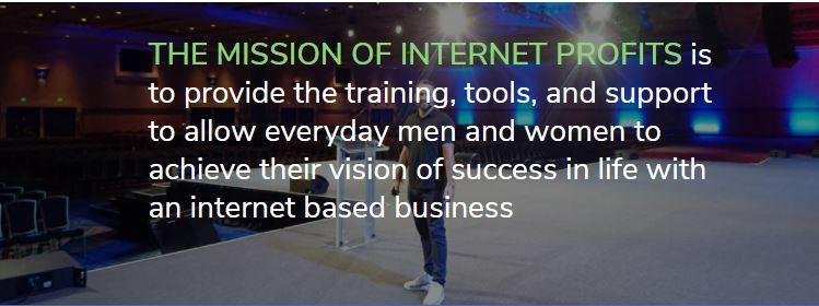 internet profits mission