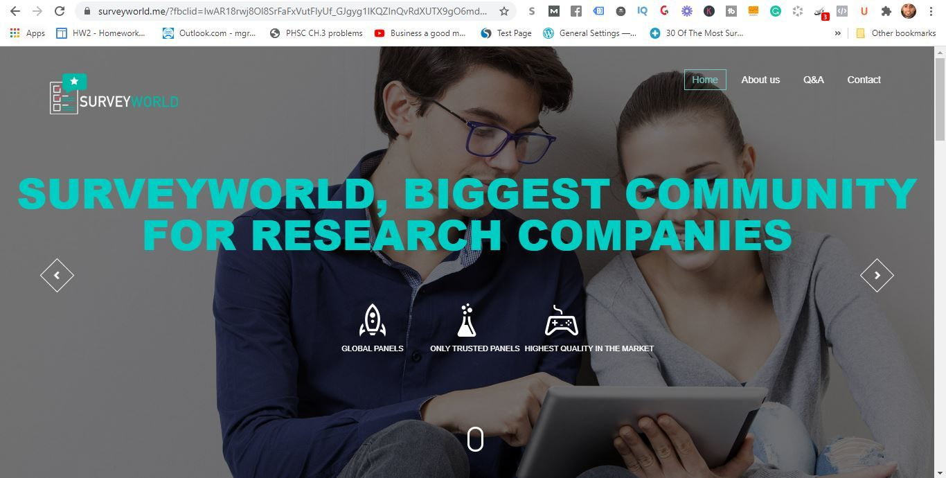 is surveyworld a scam