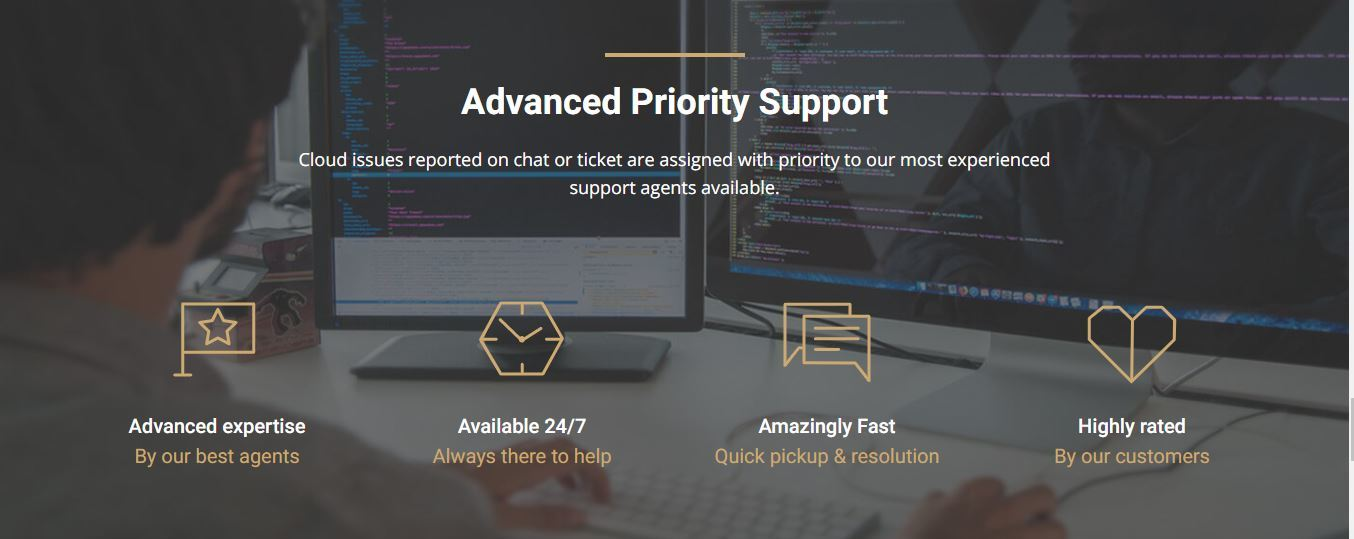 siteground advanced priority support