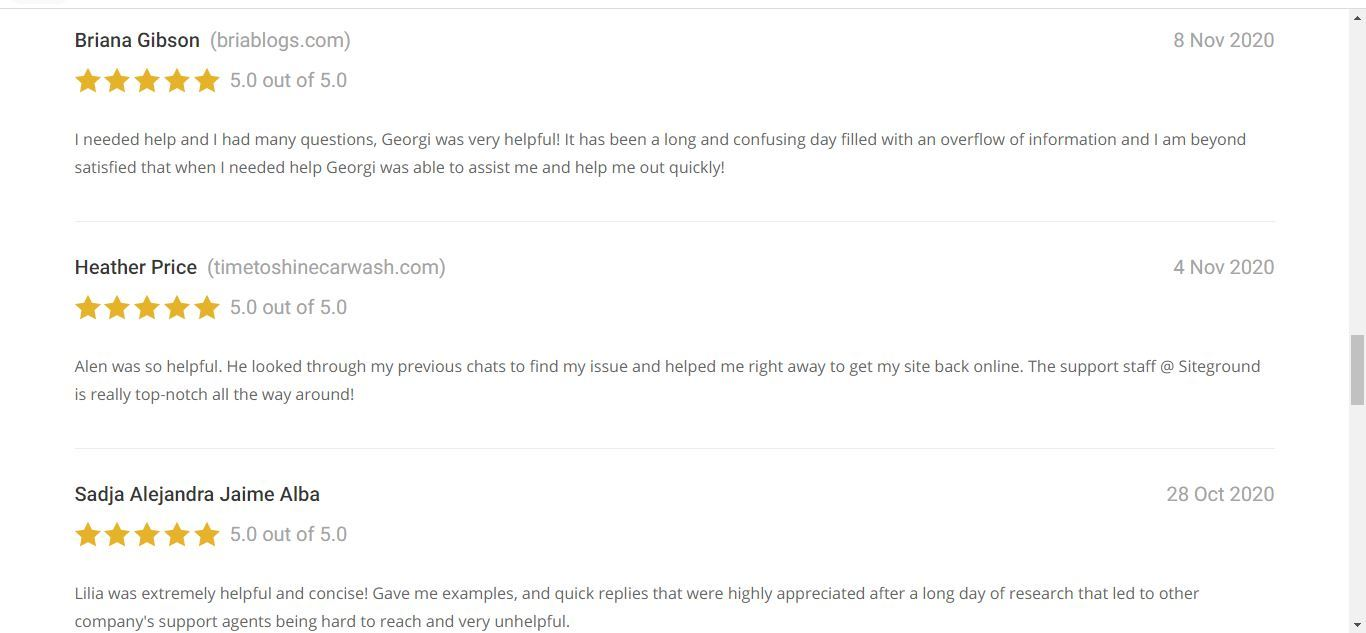 siteground reviews 3