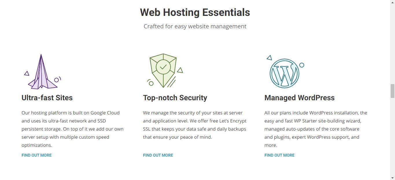 siteground web hosting benefits