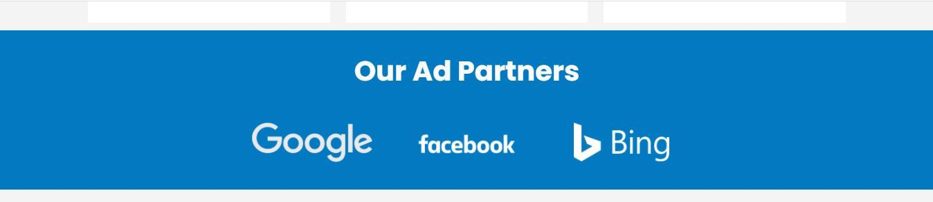 30 day blog challenge ad partners