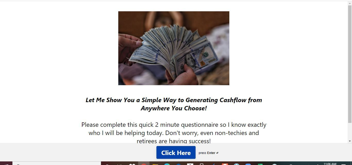digital veteran blueprint cashflow