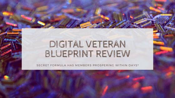 digital veteran blueprint review