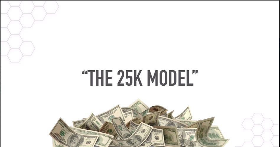 meme secrets the 25k model